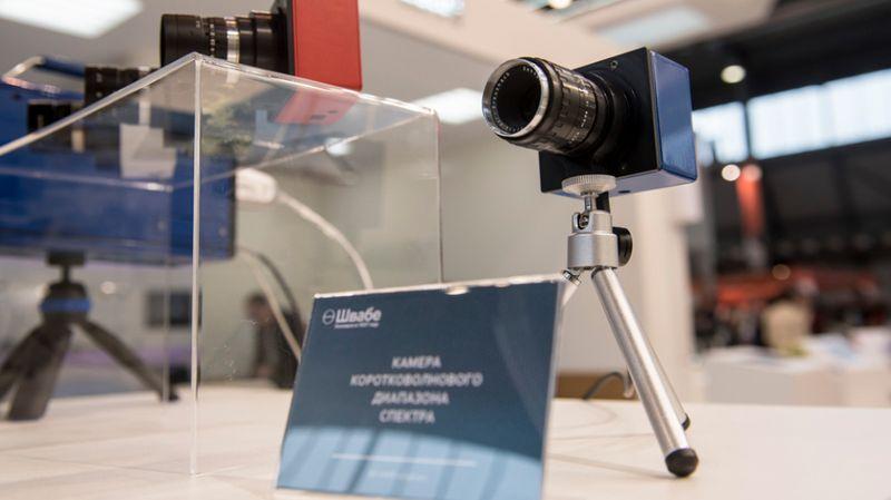 «Всевидящая» камера