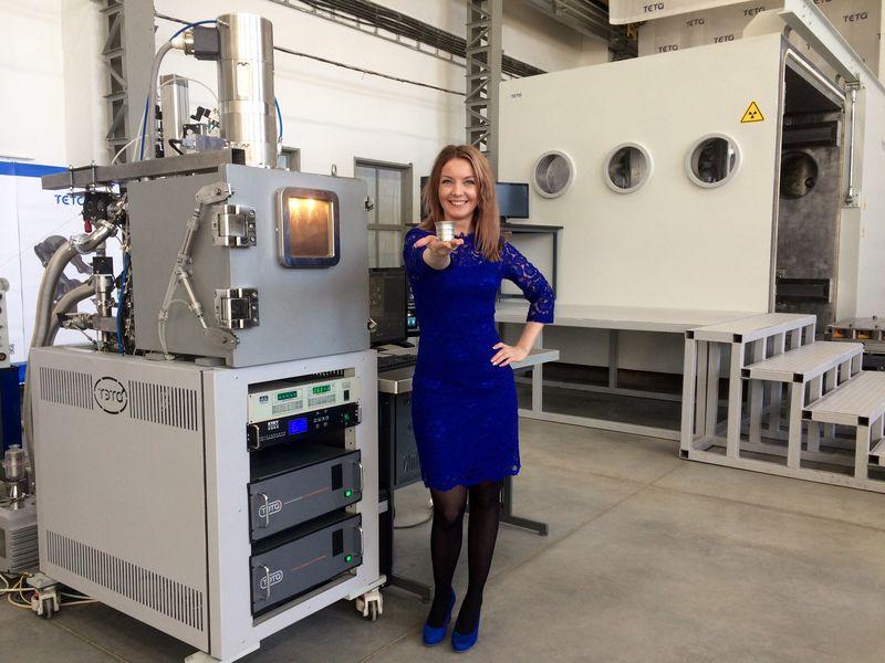 3-D принтер для печати ракетных двигателей