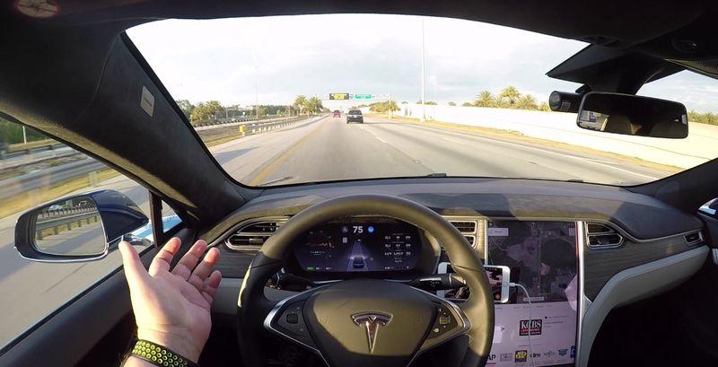 Автопилот для автомобиля