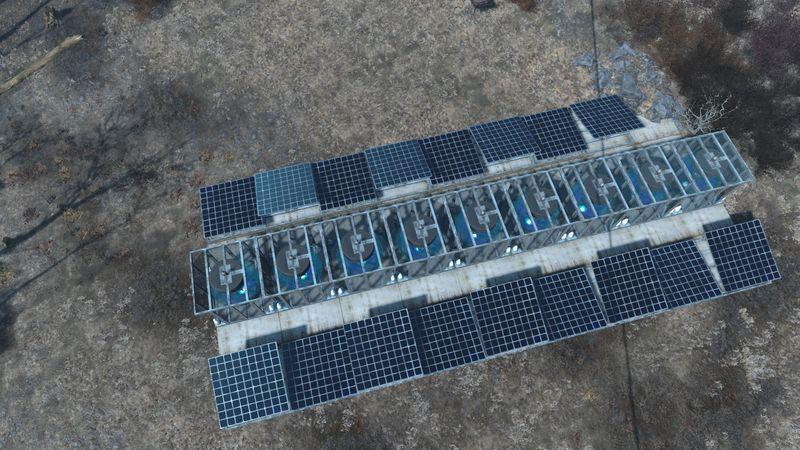 Солнечные реакторы