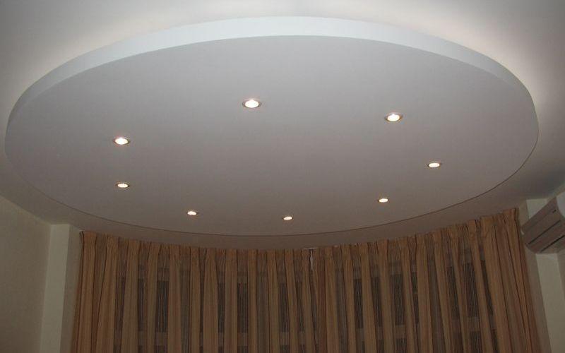 Сплошной подвесной потолок