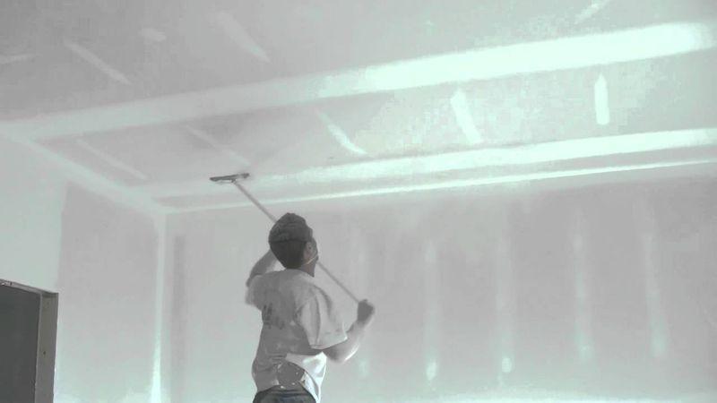 Новые технологии в отделке потолков
