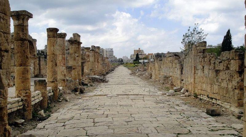 Дороги древнего Рима