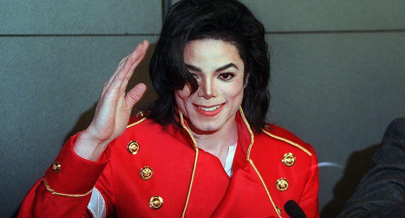 Майкл Джексон после операции
