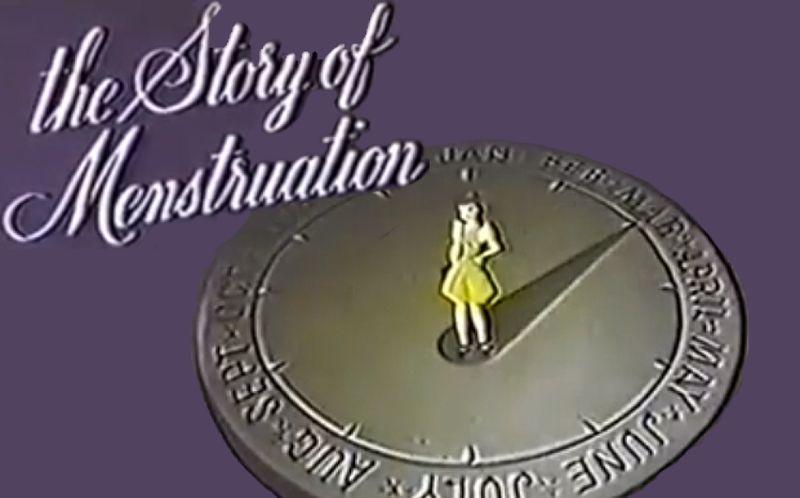 Скандальный проект Уолта Диснея История менструации