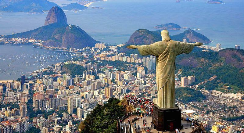 Удивительные факты о Бразилии