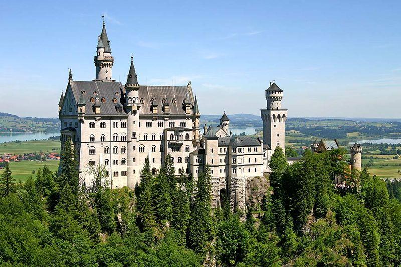 Замок Нойшвайштан