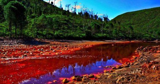 Рио-Тинто, провинция Уэльва