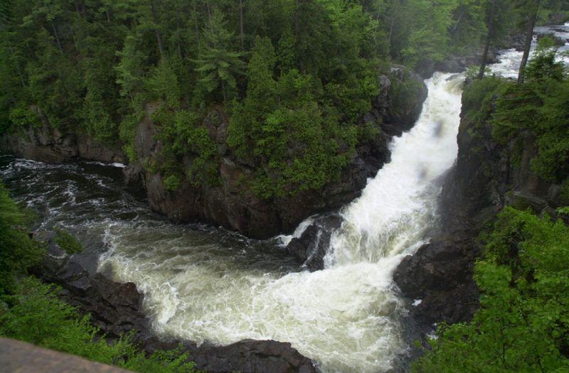 Водопад Дорвин