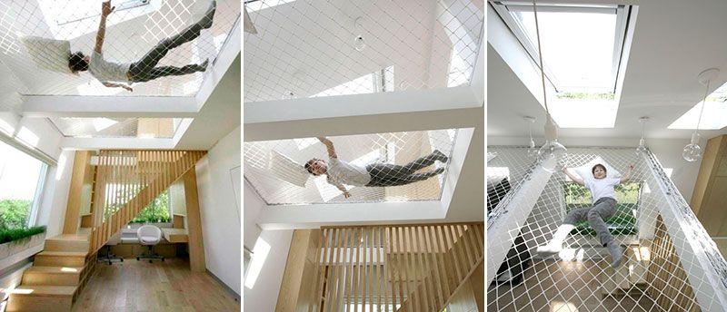Потолок гамак