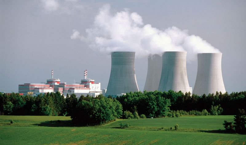 Атомная энергия