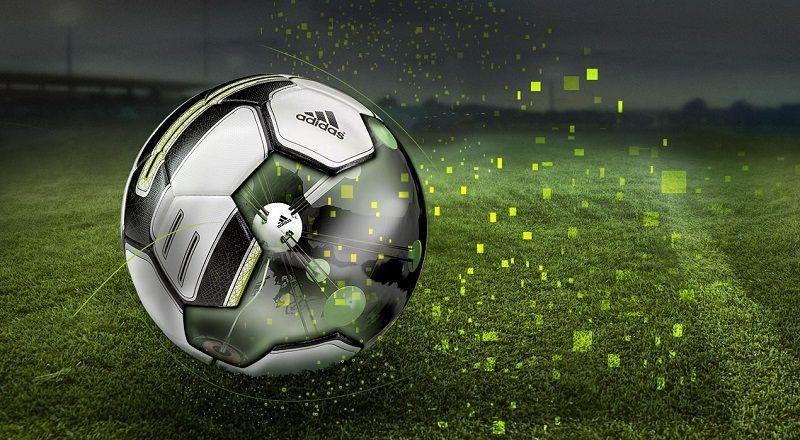Мяч «Smart Ball» Adidas MiCoach