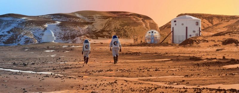Проект колонизации Марса