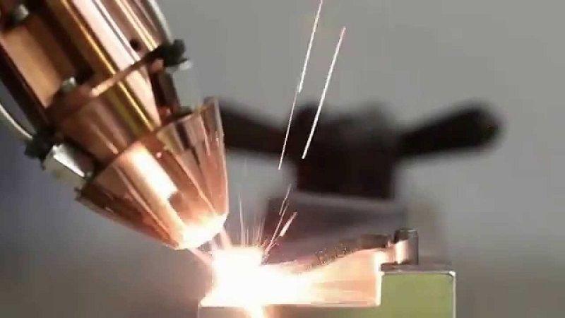 Применение лазера для сварочных работ