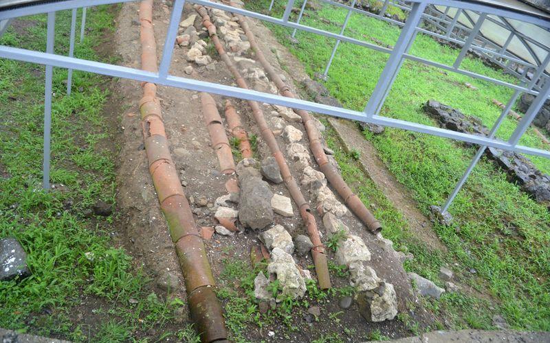 Древний водопровод в Грузии