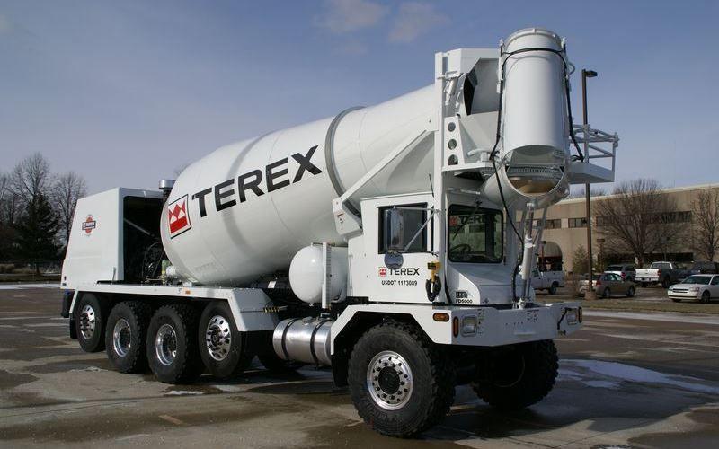 Бетоносмеситель Terex FDB6000