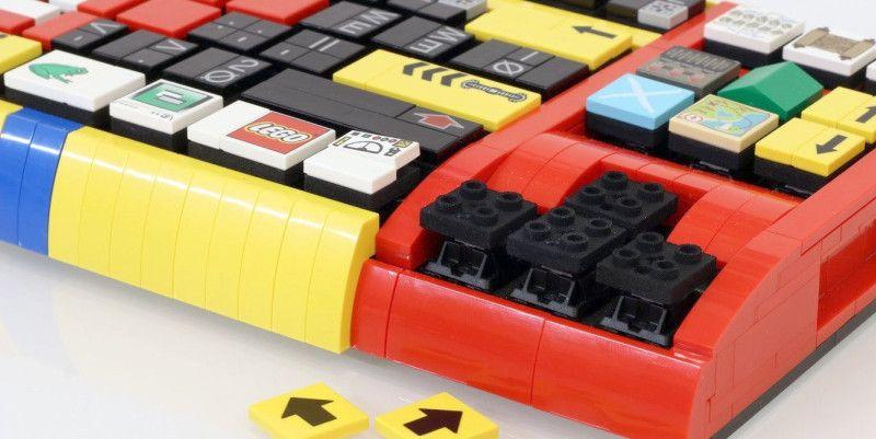 Лего - клавиатура