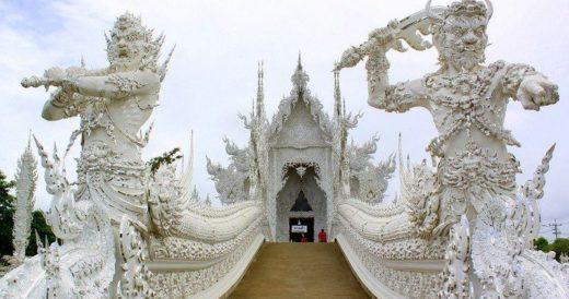 Удивительные храмы мира
