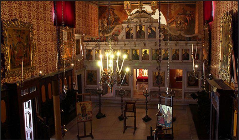 Собор Богородицы чужестранцев на Корфу
