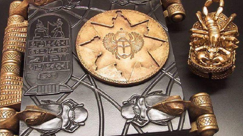 Древнеегипетский мистический сборник «Книга мертвых»