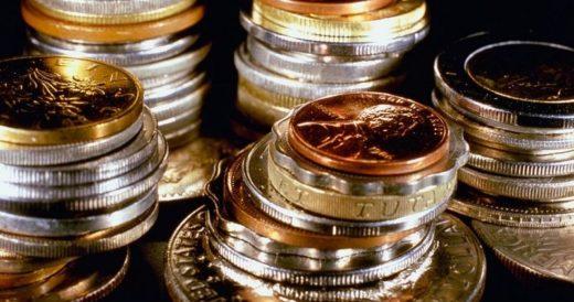 Удивительные монеты