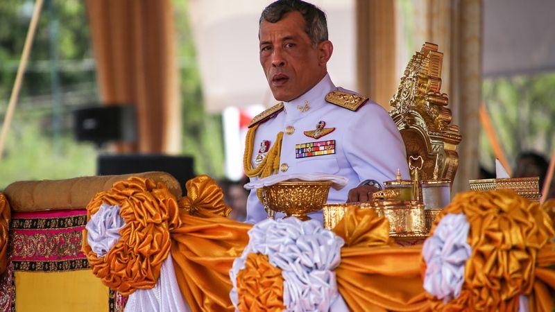 Король Таиланда, Маха Вачиралонгкорн