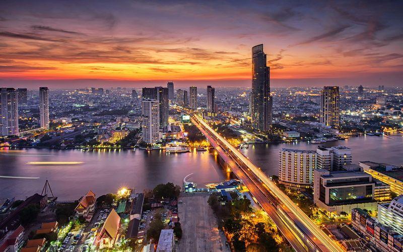 Восточная Венеция - Бангкок