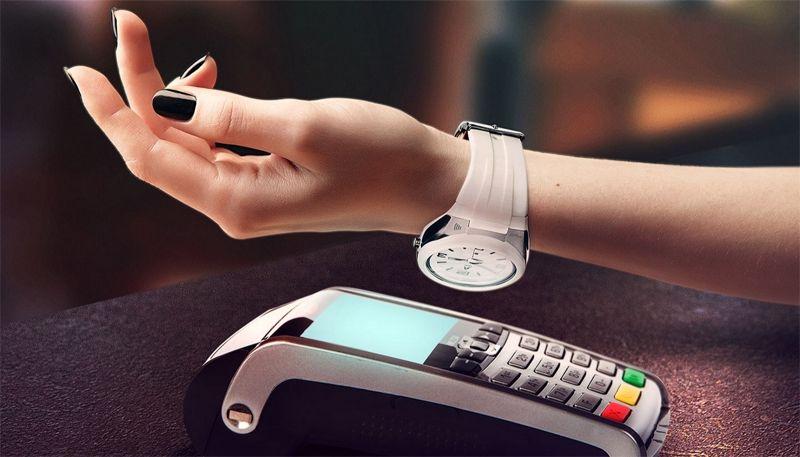 Бесконтактные платежи – это удобно