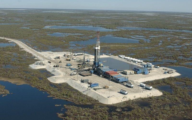 Западно-Сибирский нефтегазоносный бассейн