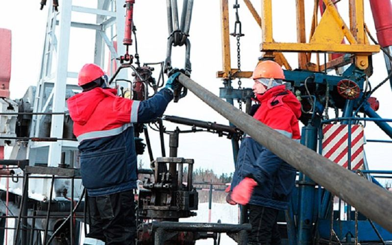 Ремонт газовых скважин