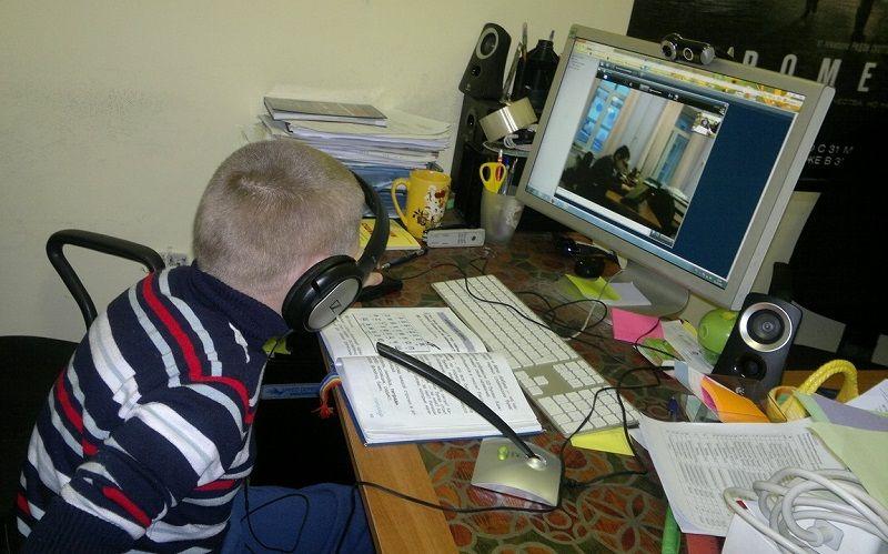 Дистанционное обучение детей с ОВЗ