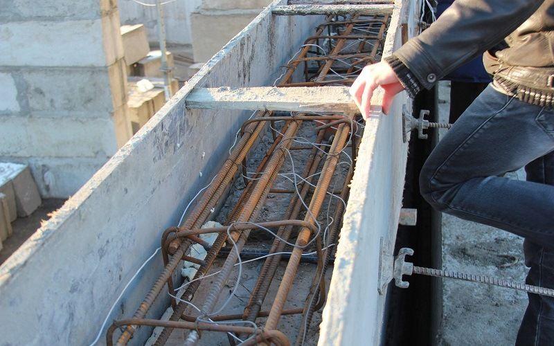 Применение нагревательных проводов для прогрева бетона