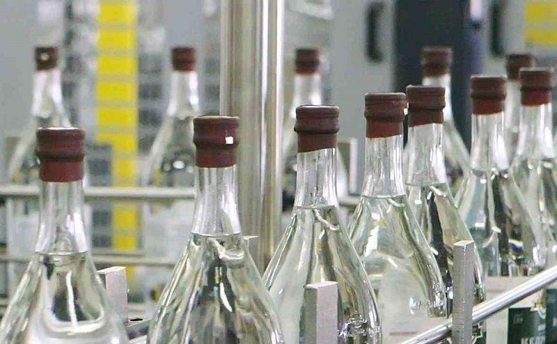 Производство спирта из зерна