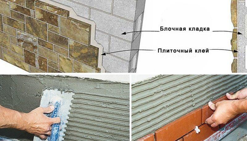 Клинкерная плитка: облицовка фасада