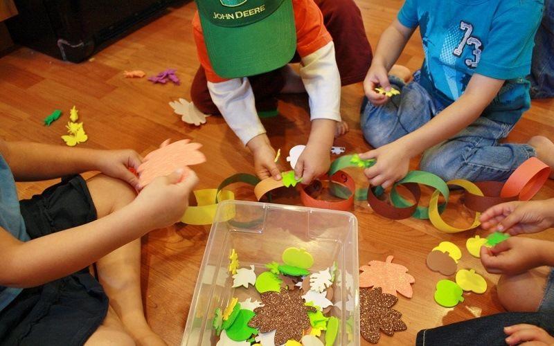 Проектная деятельность дошкольников