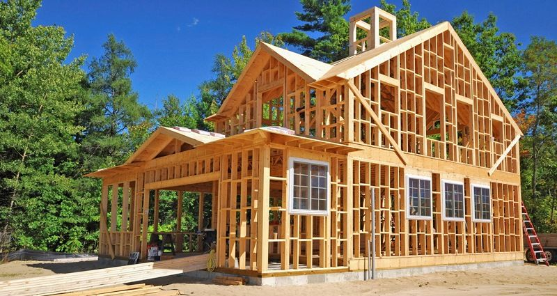 Benefits of assembling a house using Canadian technology