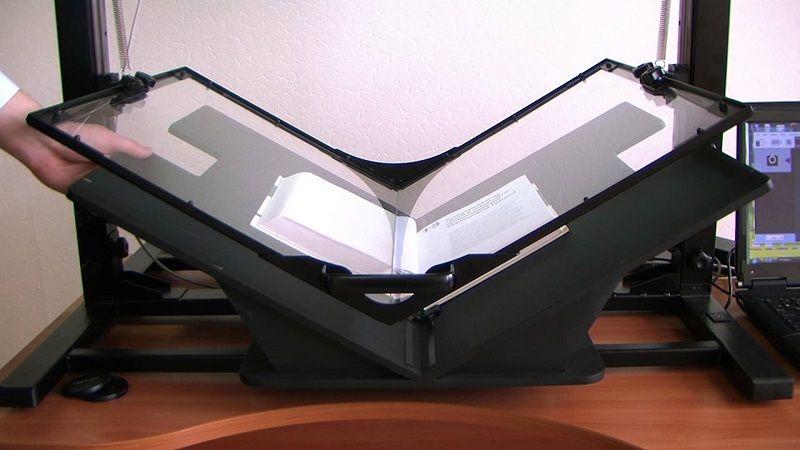 Сканер BookDrive