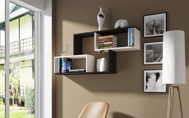 Навесная мебель на стены из гипсокартона