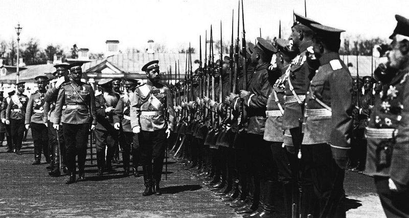 Военная реформа в дореволюционной России