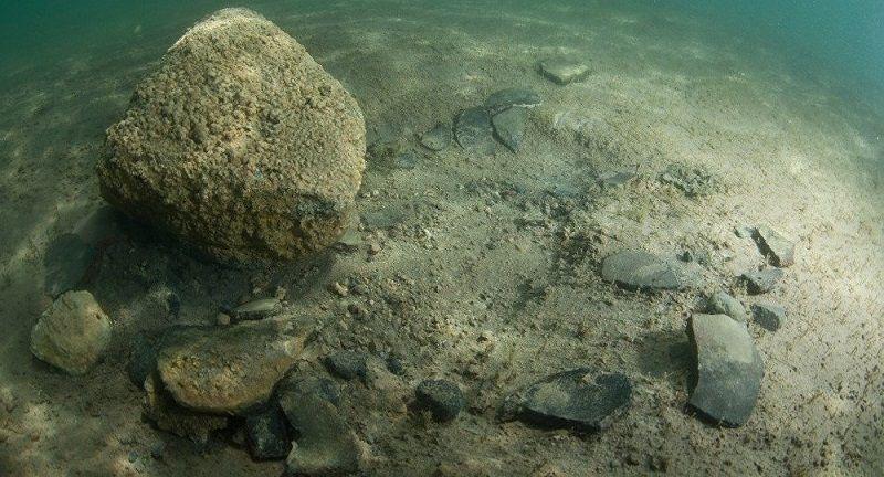 Древние города озера Иссык-Куль