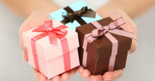 Удивительные подарки