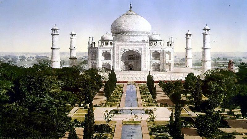Индийский Тадж-Махал