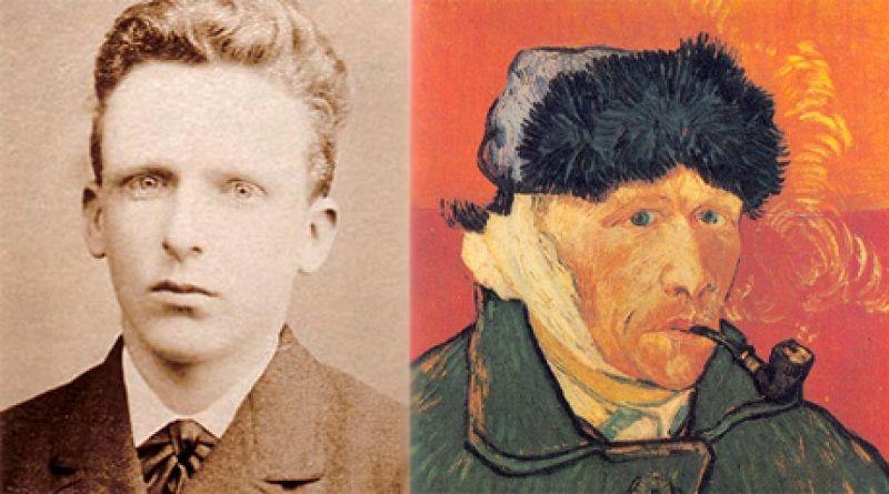Ван Гог «Автопортрет с отрезанным ухом»