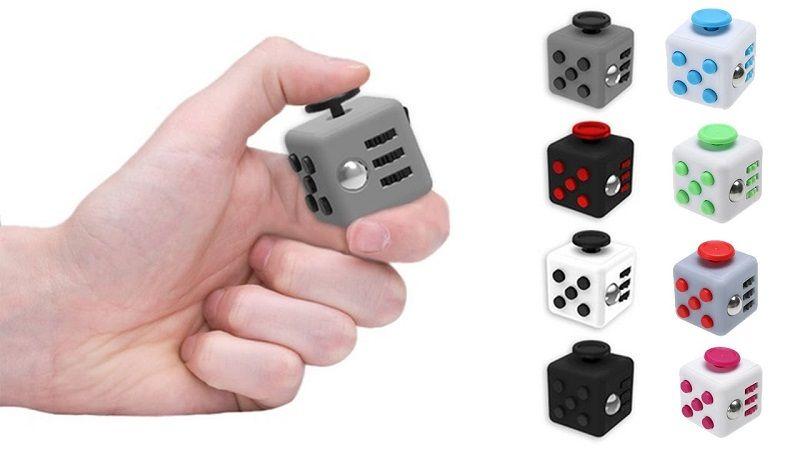 Fidget Cube – антистресс для рук