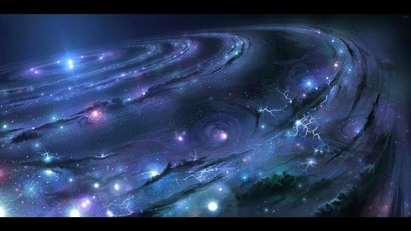 Темная материя Вселенной