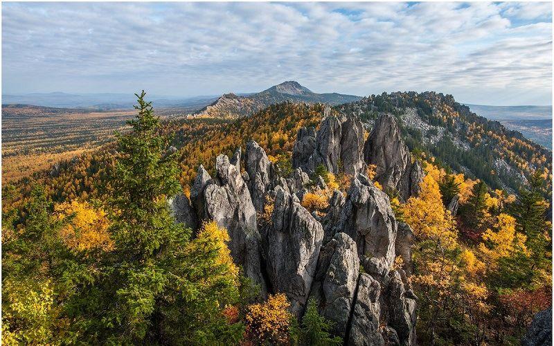 Уральский национальный парк Таганай