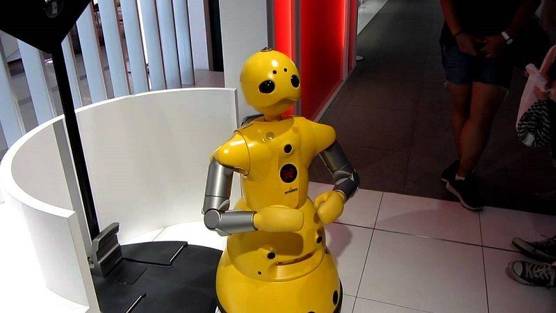 Робот Wakamaru