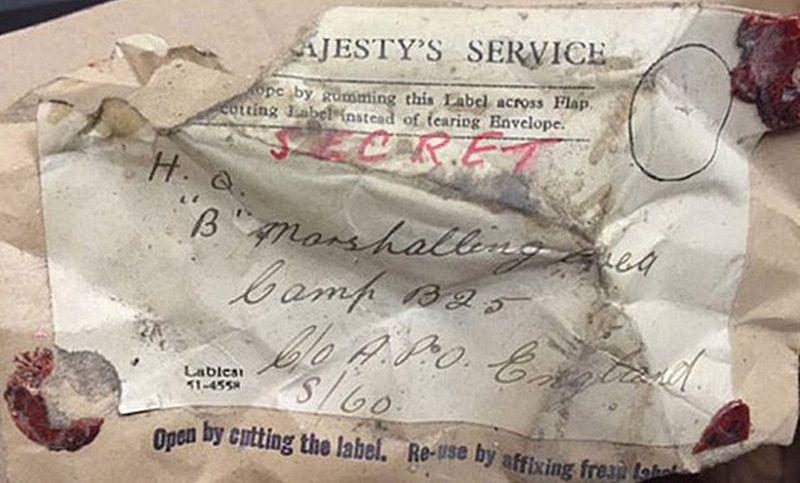 Секретные документы рейха Второй мировой войны