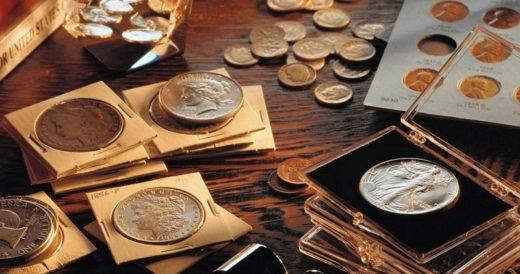 Необычные деньги мира