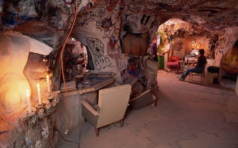 Подземный город Кубер-Педи